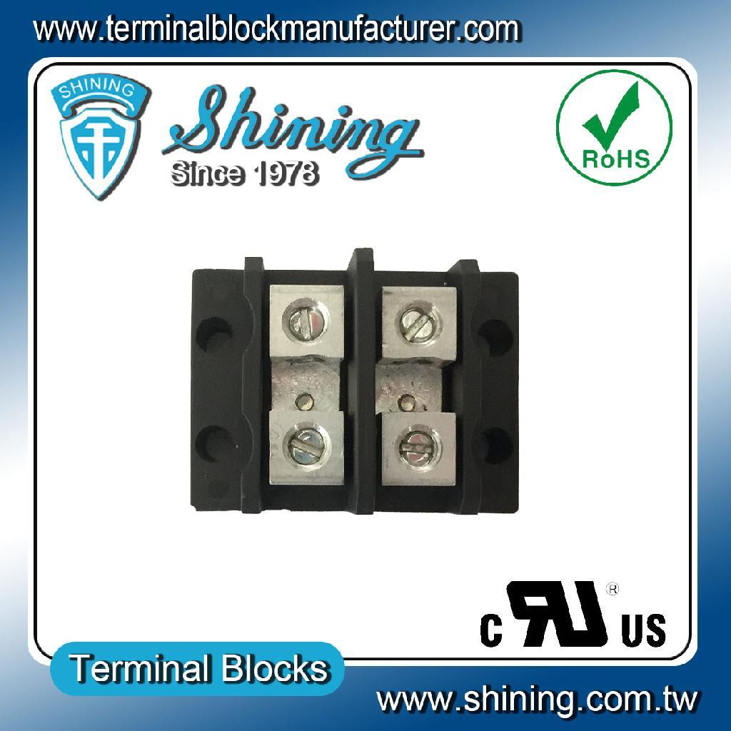 TGP-050-02DSS 600V 50A 2Way電源併接端子台