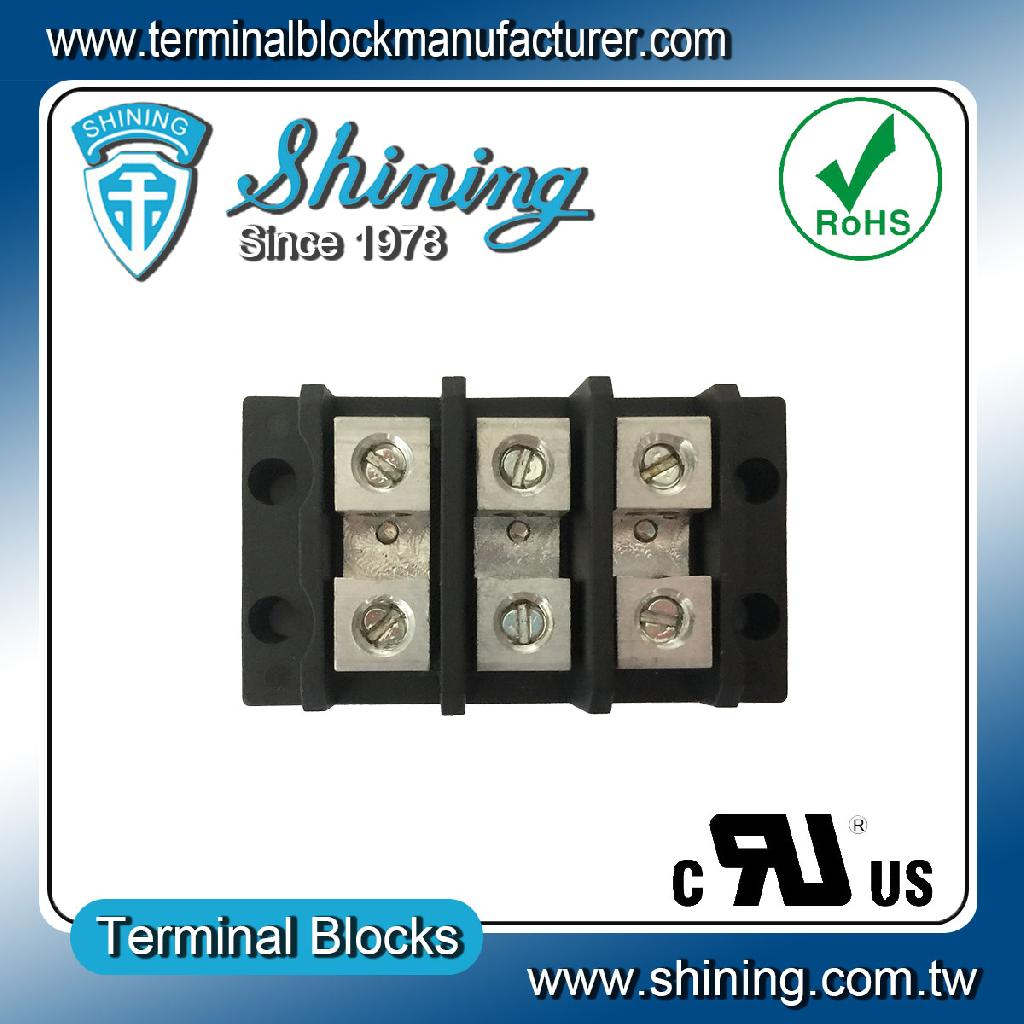 TGP-050-03DSS 600V 50A 3Way電源併接端子台