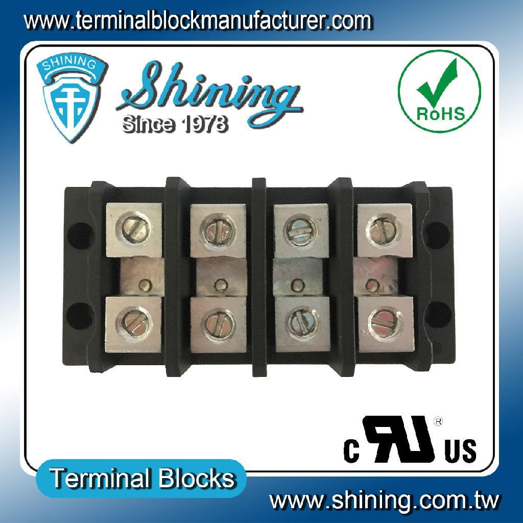 TGP-050-04DSS 600V 50A 4Way電源併接端子台