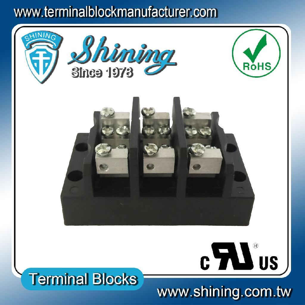 TGP-050-03MCC 600V 50A 3Pole 配電併接端子台