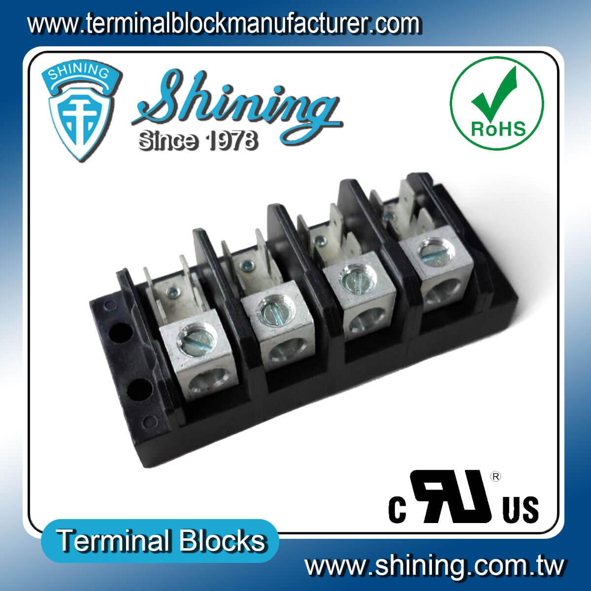TGP-050-04A1 600V 50A 4Pole電源端子台