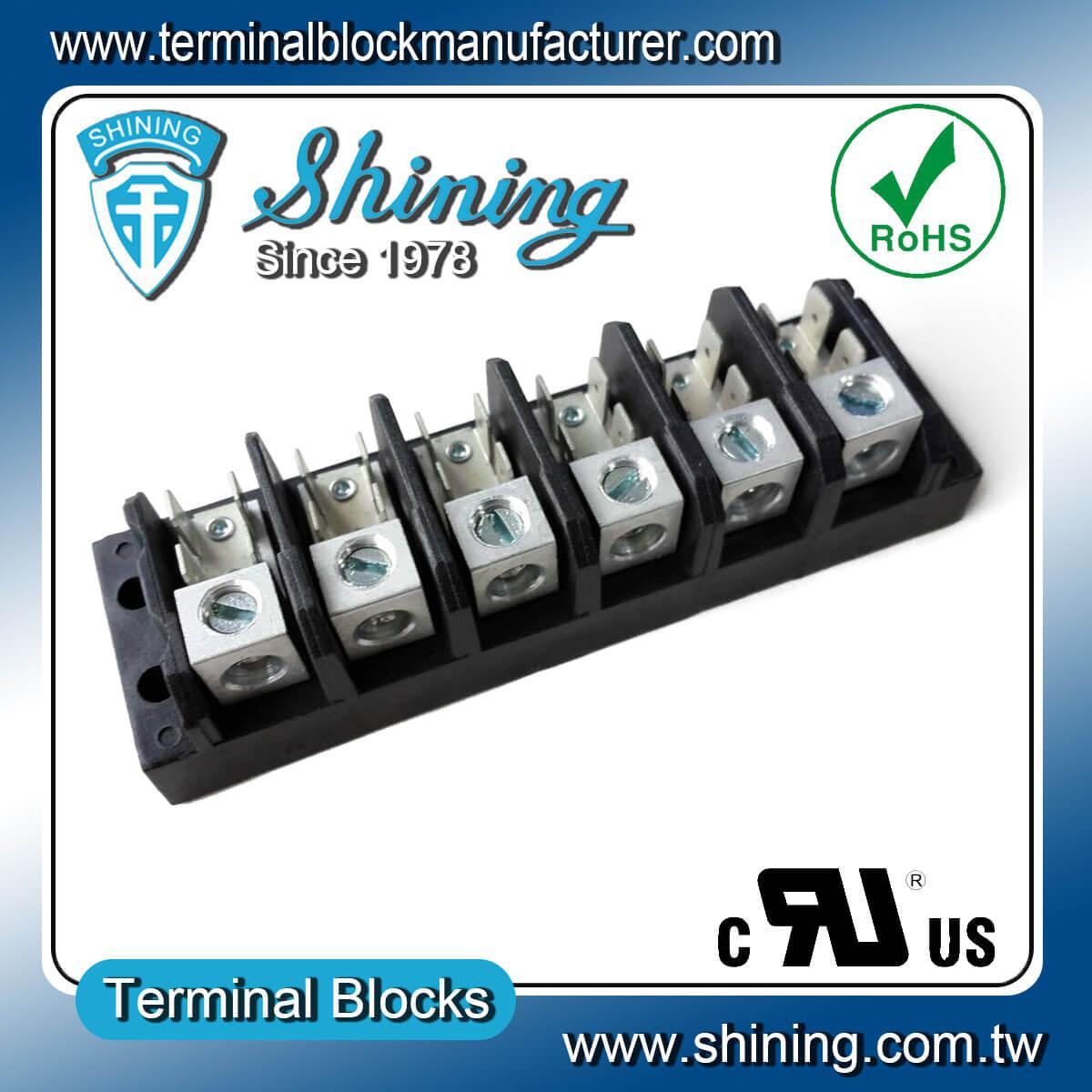 TGP-050-06A1 600V 50A 6Pole電源端子台
