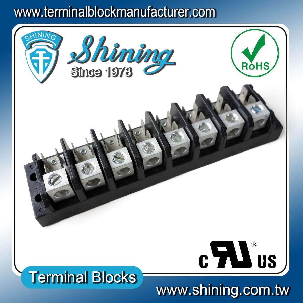 TGP-050-08A1 600V 50A 8Pole電源端子台