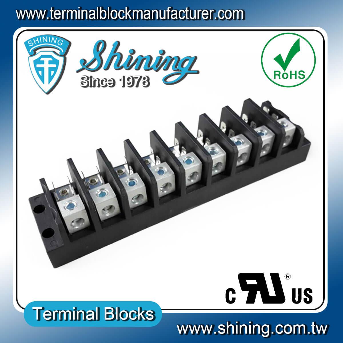 TGP-050-09A 600V 50A 9Pole電源端子台