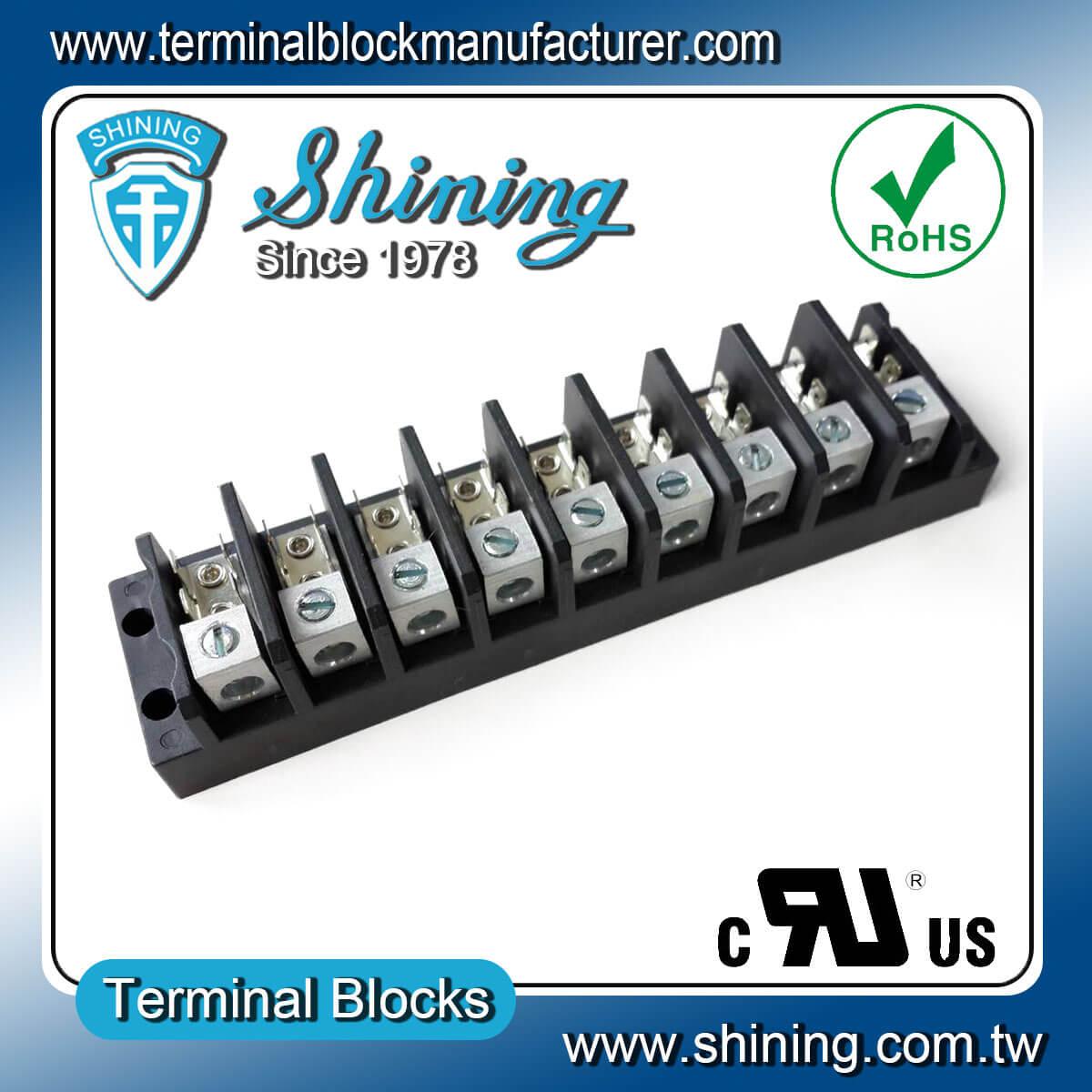 TGP-050-09A1 600V 50A 9Pole電源端子台