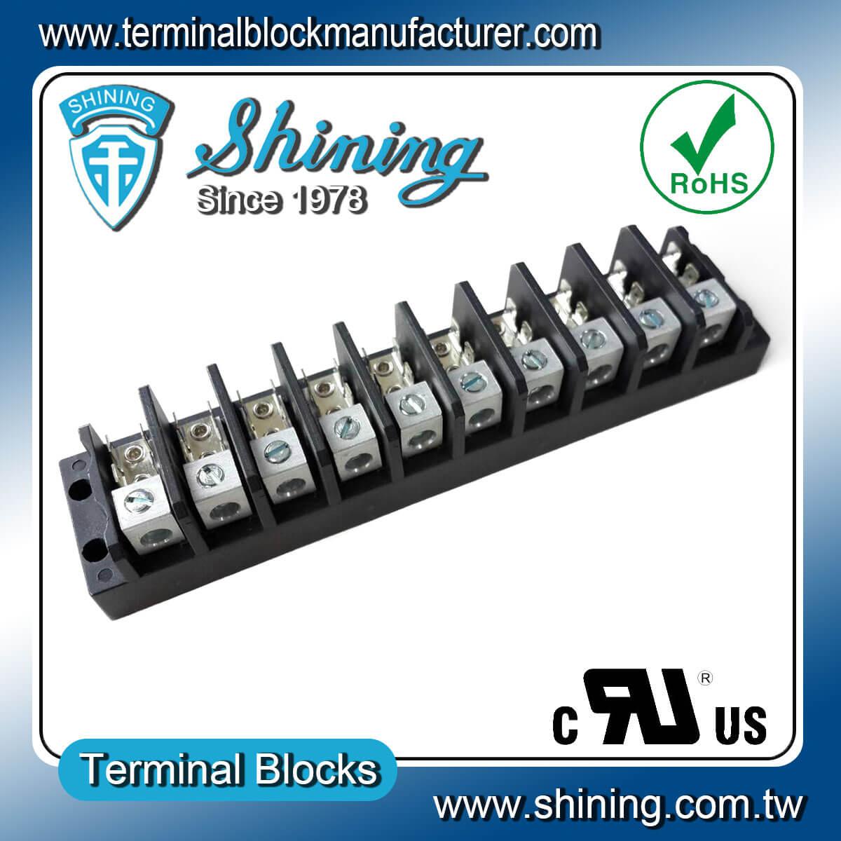 TGP-050-10A1 600V 50A 10Pole電源端子台