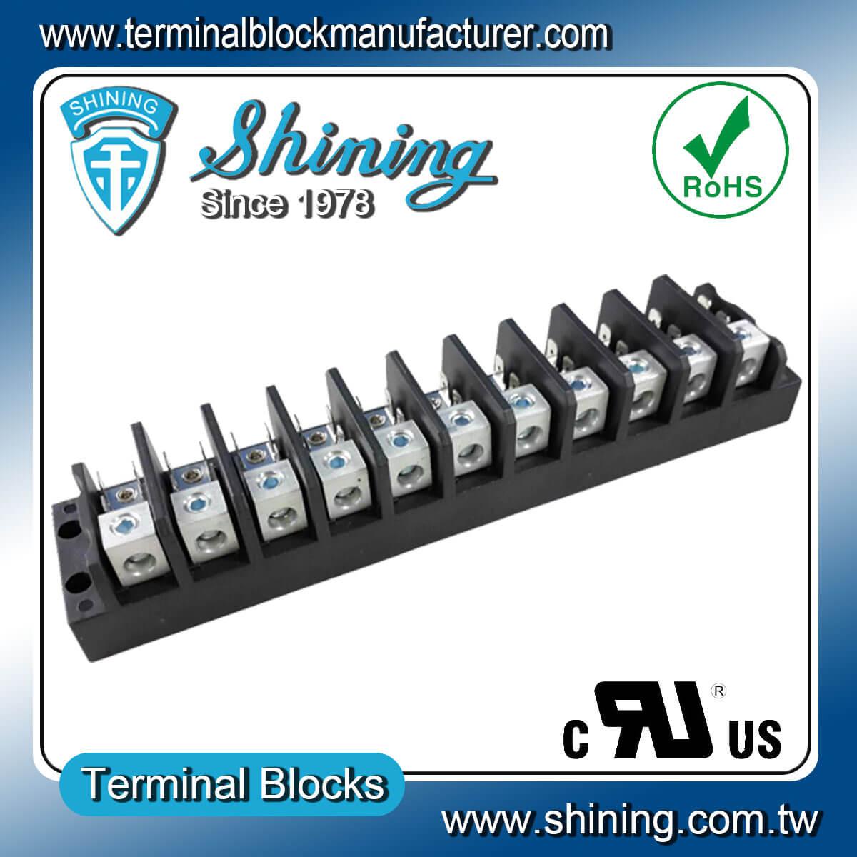 TGP-050-11A 600V 50A 11Pole電源端子台