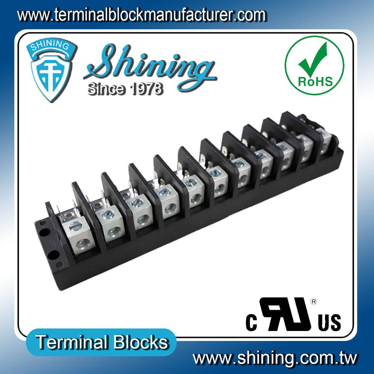 TGP-050-11A1 600V 50A 11Pole電源端子台