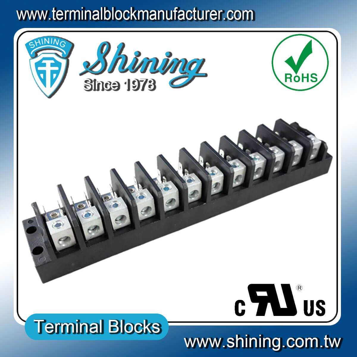 TGP-050-12A 600V 50A 12Pole電源端子台