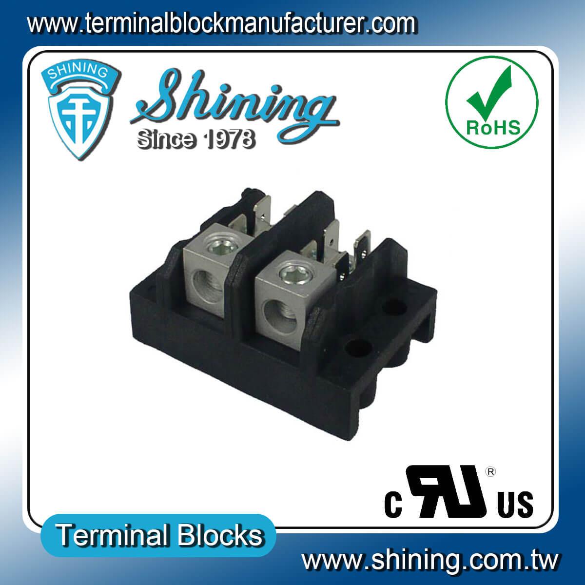 TGP-085-02A 600V 85A 2Pole電源端子台