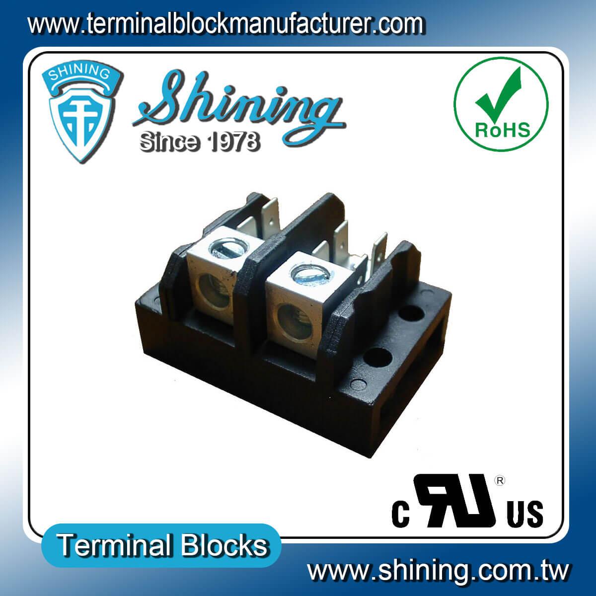 TGP-085-02A1 600V 85A 2Pole電源端子台