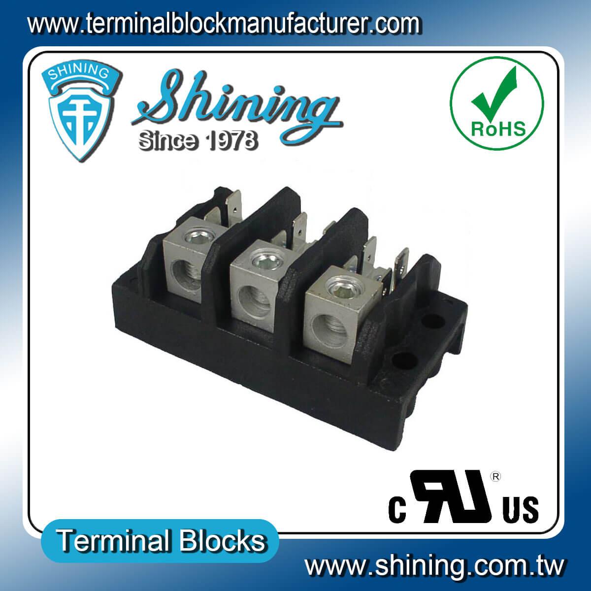 TGP-085-03A 600V 85A 3Pole電源端子台