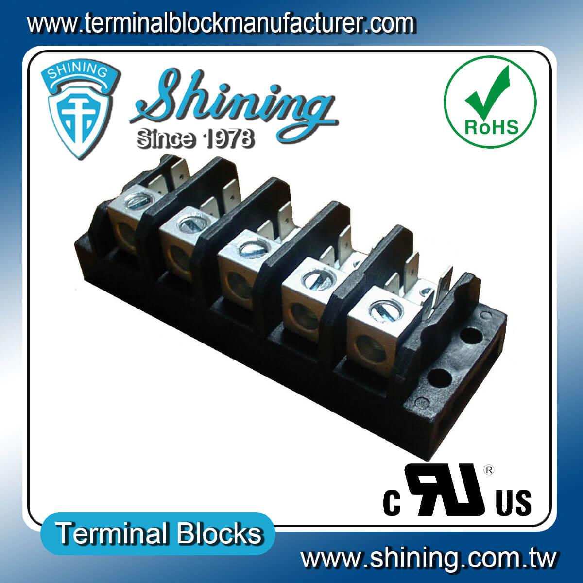 TGP-085-05A1 600V 85A 5Pole電源端子台