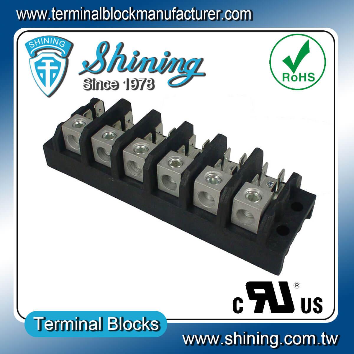 TGP-085-06A 600V 85A 6Pole電源端子台
