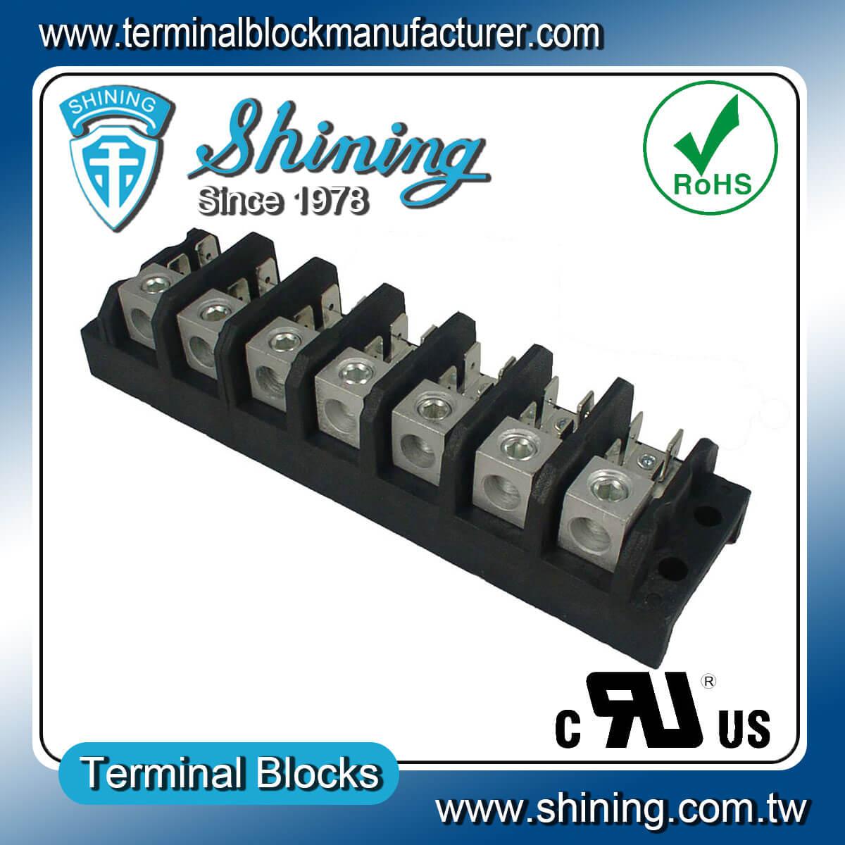 TGP-085-07A 600V 85A 7Pole電源端子台