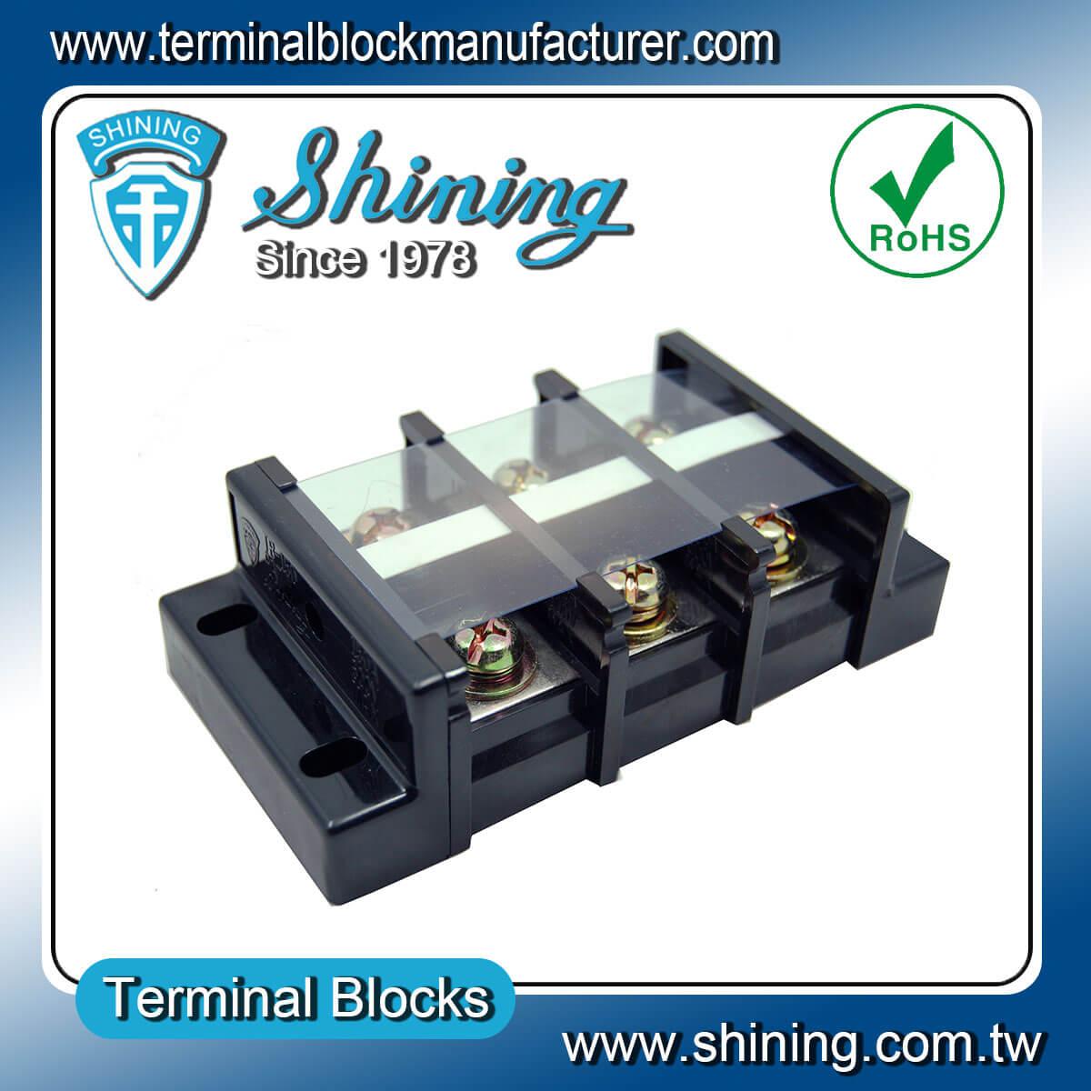 TB-150 600V 150A 組合式柵欄端子台