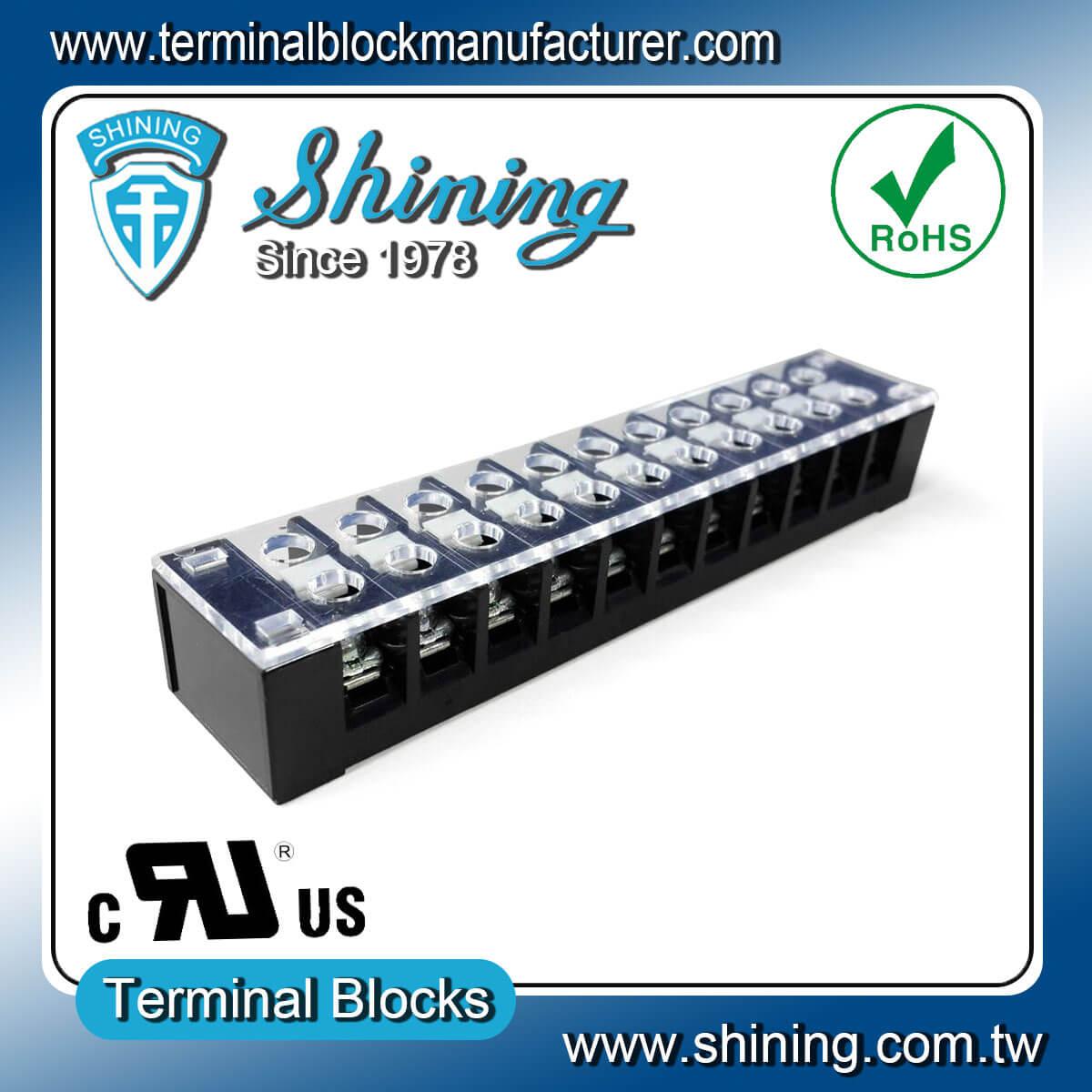 TB-32511CP 300V 25A 11Pole固定式柵欄端子台