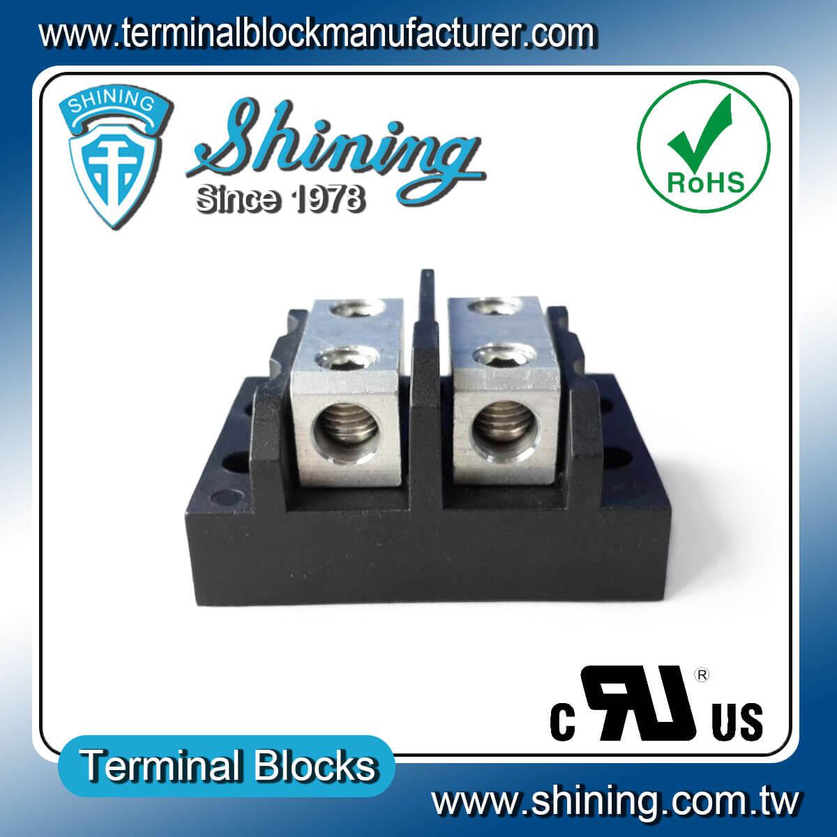 TGP-050-02BHH 600V 50A 2Way電源併接端子台