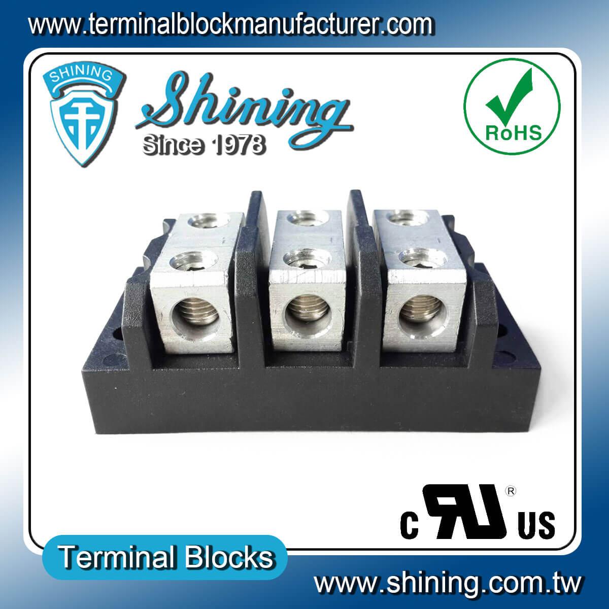 TGP-050-03BHH 600V 50A 3Way電源併接端子台
