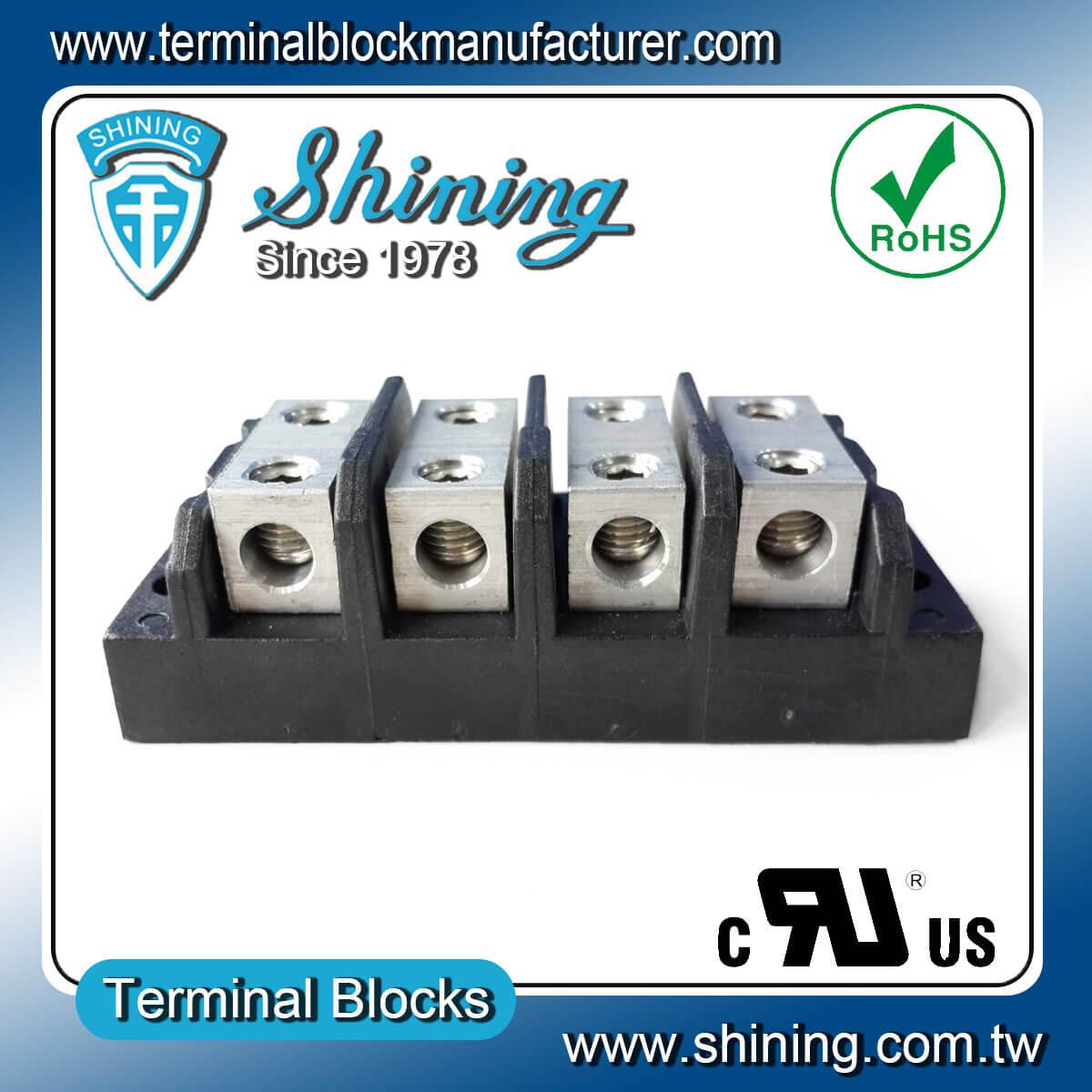 TGP-050-04BHH 600V 50A 4Way電源併接端子台