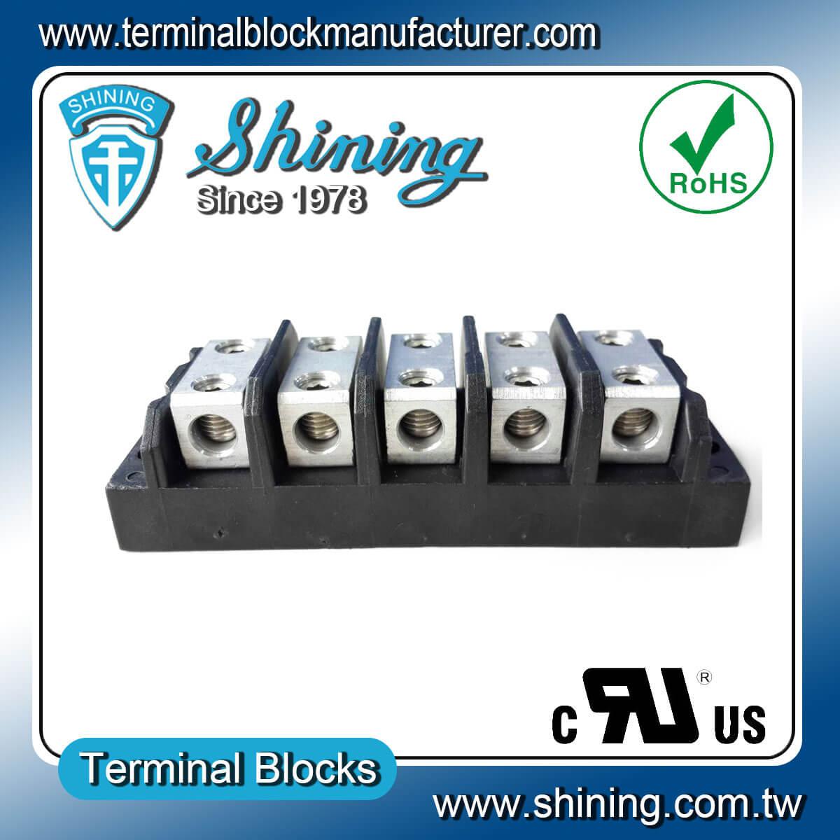 TGP-050-05BHH 600V 50A 5Way電源併接端子台