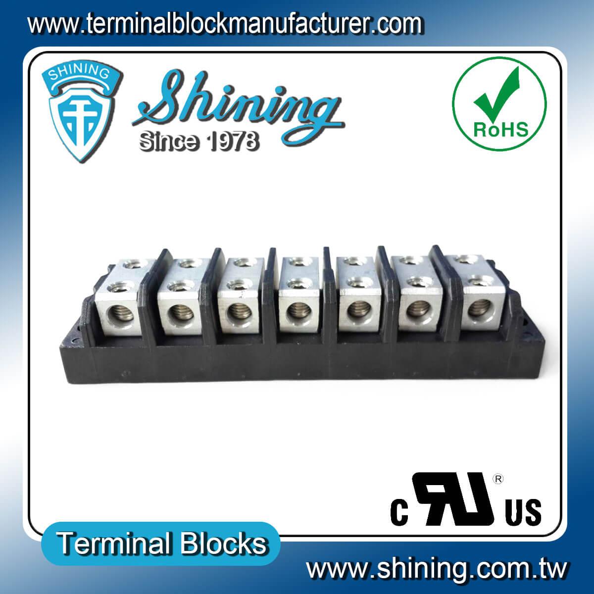TGP-050-07BHH 600V 50A 7Way電源併接端子台