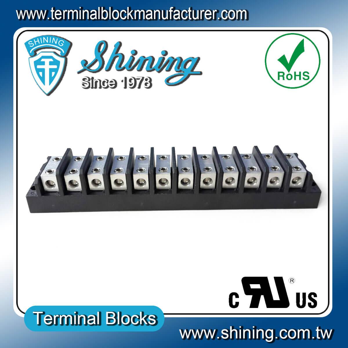 TGP-050-12BHH 600V 50A 12Way電源併接端子台