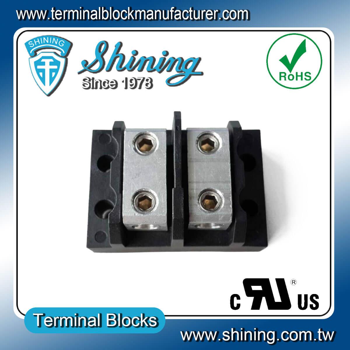 TGP-085-02BHH 600V 85A 2Way電源併接端子台