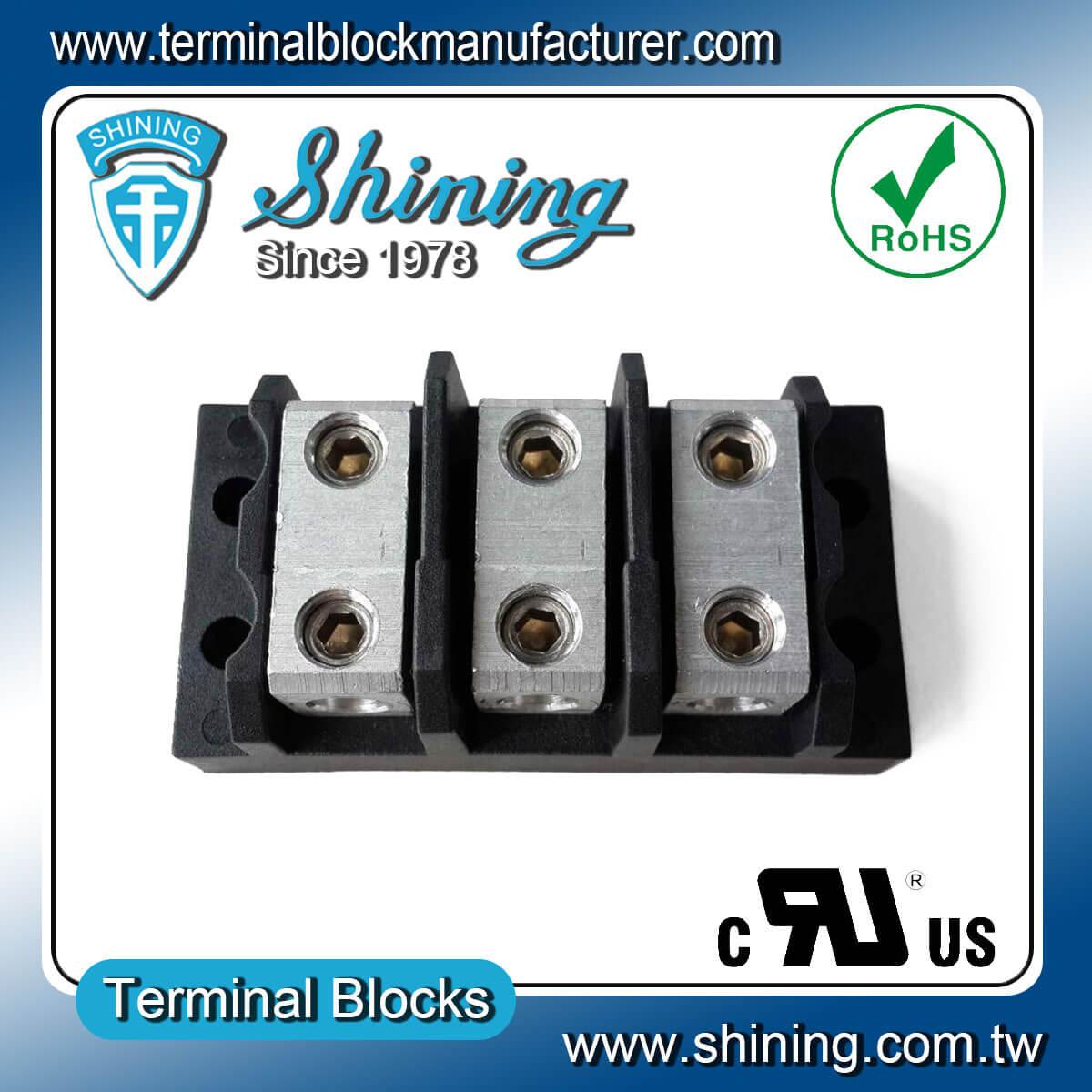 TGP-085-03BHH 600V 85A 3Way電源併接端子台