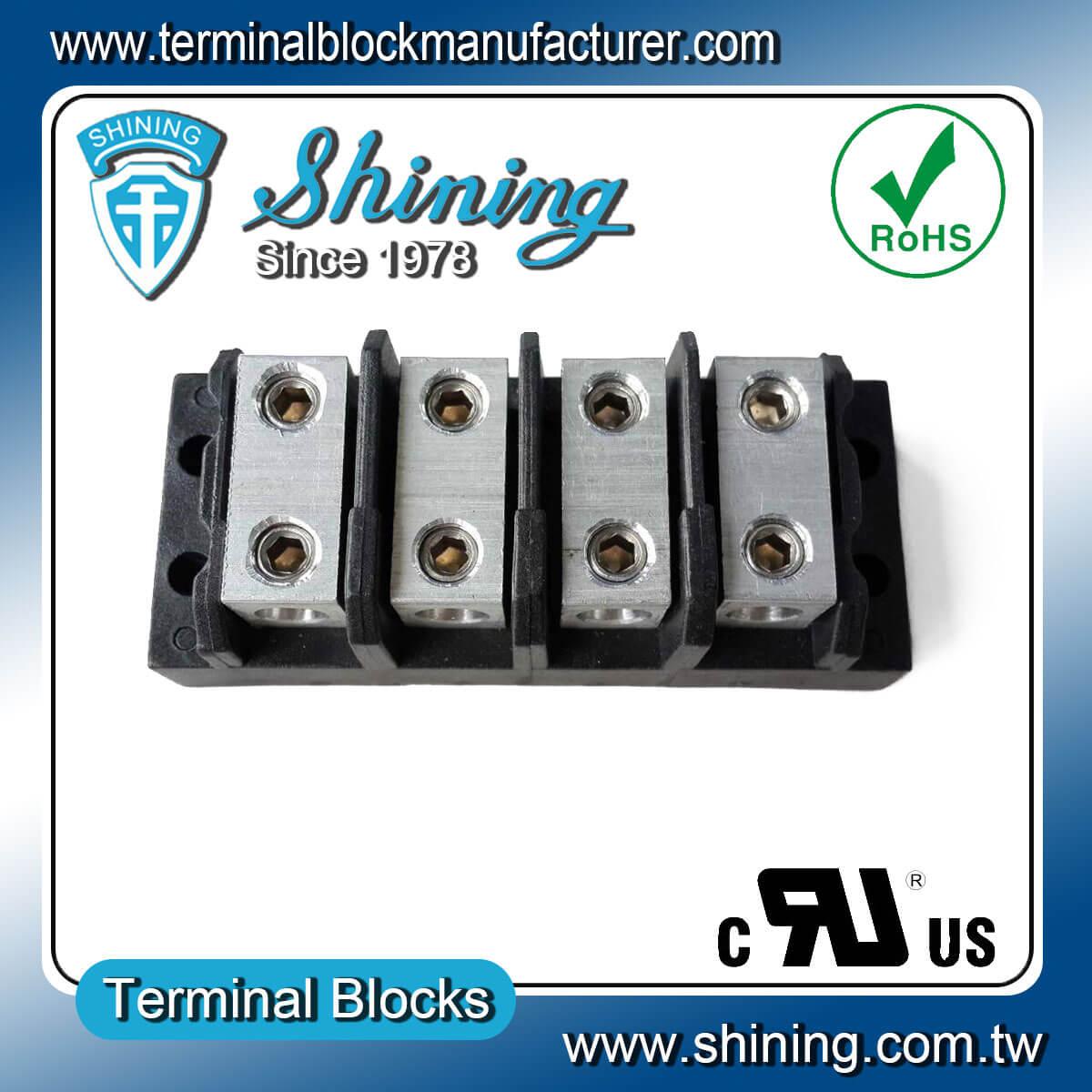 TGP-085-04BHH 600V 85A 4Way電源併接端子台