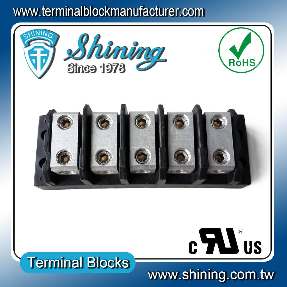 TGP-085-05BHH 600V 85A 5Way電源併接端子台