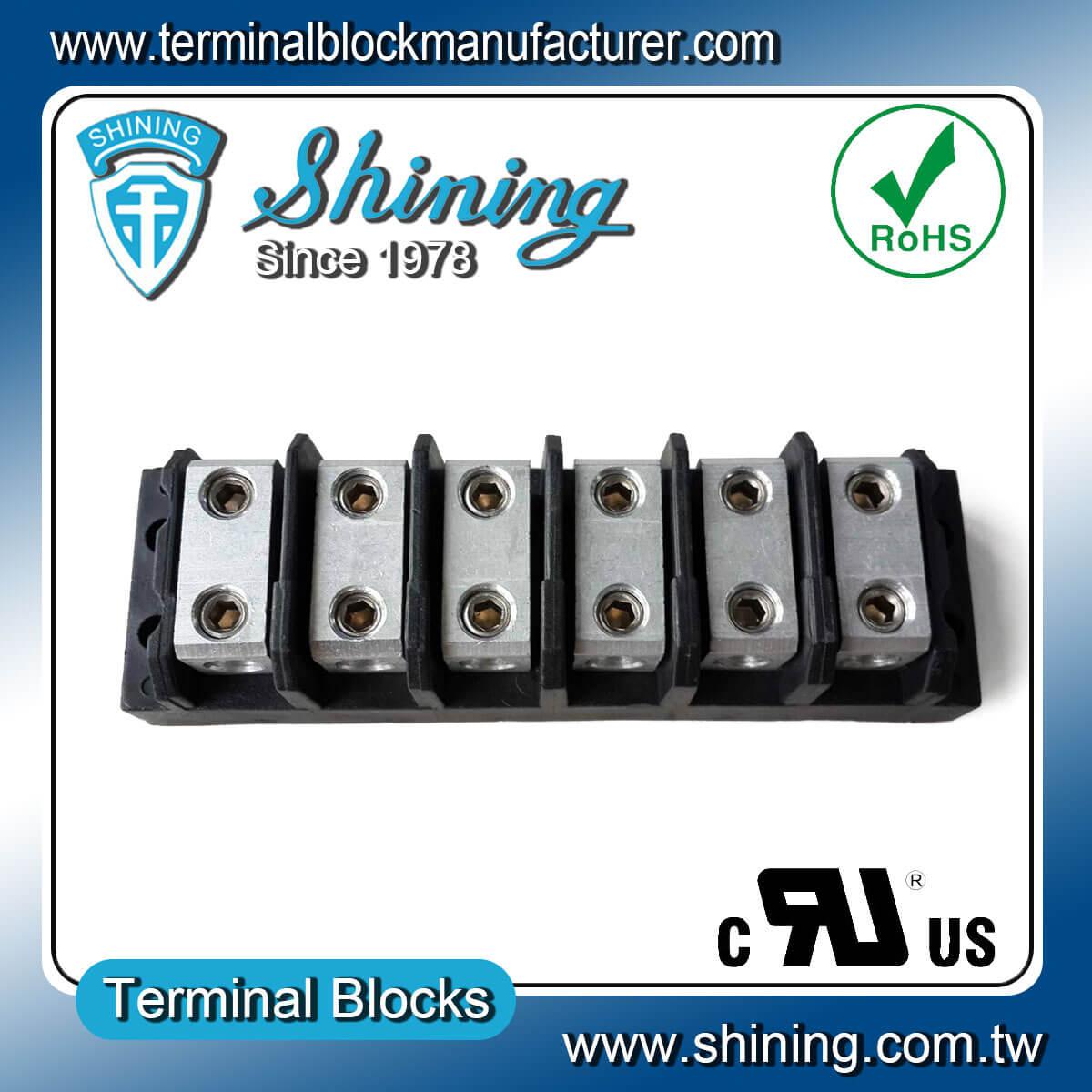 TGP-085-06BHH 600V 85A 6Way電源併接端子台